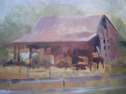 Poolesville Barn Two, MD