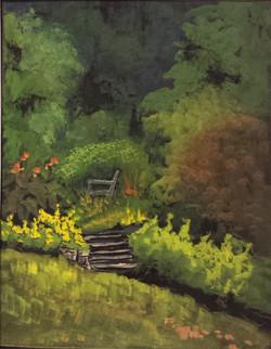 Brookside Garden Path, Wheaton, MD