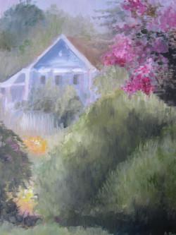 View from Kensington Garden, MD