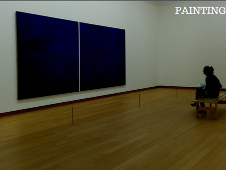 IN HIS OWN WORDS: Why the hell you looking at paintings in the first place?