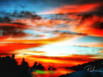SUNSET'S PAINTING