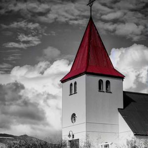 Vikurkirkja, Iceland