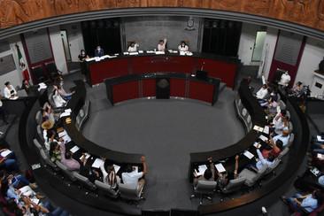 Congreso Colima aprueba abrogar convocatoria para  elección  extraordinaria de Tecomán
