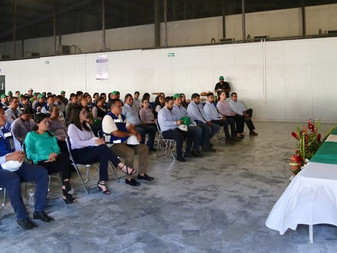 Importante crear la dirección general portuaria municipal: Virgilio
