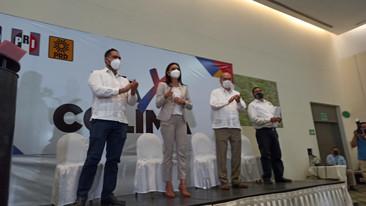 """Se fractura la alianza """"Va por Colima"""""""