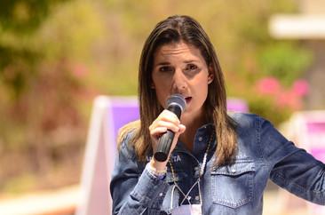 Impugnaciones carecen de sustento, ganamos de forma contundente y transparente: Margarita Moreno