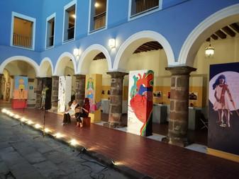 Inauguran en Museo de Regional el mural ¡Viva la Mujer!