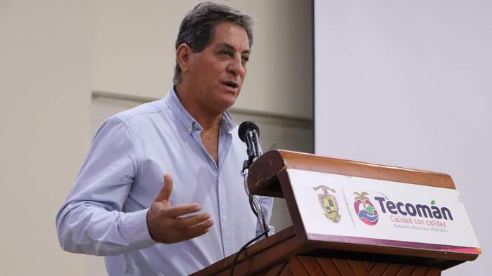 Ayuntamiento de Tecomán ha Genera acciones para el desarrollo rural del municipio: Elías Lozano
