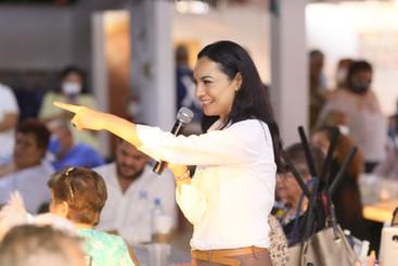 Las mujeres llevaremos a Mely Romero a la victoria: Martha Sosa