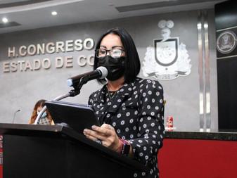 Propone Claudia Aguirre modernizar ruta férrea de Tonila a Manzanillo