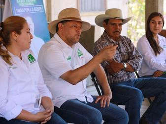 Impulsaré el deporte en las comunidades rurales con ligas estatales de fútbol: Virgilio Mendoza