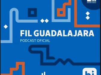 La Fonoteca FIL ahora estará disponible en podcast