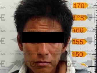 Por homicidio cometido en la localidad de San Buenaventura, Manzanillo  lo mandan a prisión