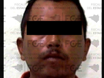 Mandan a prisión a hombre por robo sobre la carretera Manzanillo-Colima