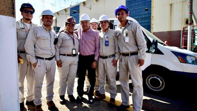 Fotogalería: Visita del Presidente Andrés Manuel López Obrador a Manzanillo, Colima