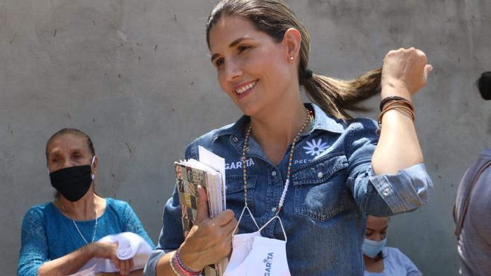 Del reciclaje de basura obtendremos recursos para mejorar las colonias: Margarita Moreno