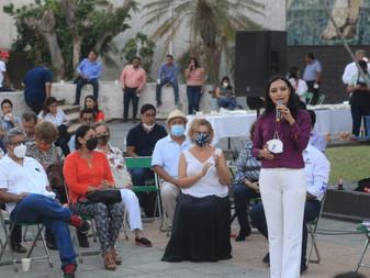 La Secretaría de Cultura no desaparecerá y defenderemos el trabajo artístico: Mely Romero