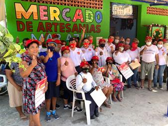 Los mercados de Manzanillo necesitan atención: Aurora Cruz