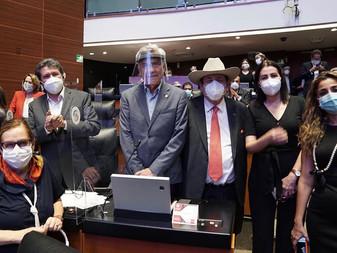 Unidad en el Senado hizo posible la entrada en vigor del T-MEC: Ricardo Monreal