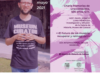 Invita Museo Regional a charla infantil Memorias de una conquista. 500 años