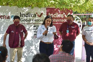 Este lunes, Indira Vizcaíno recibirá constancia de mayoría por parte del IEE