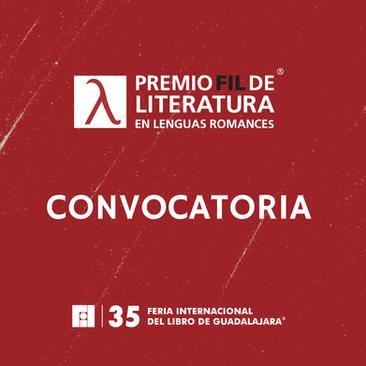 El Premio FIL de Literatura lanza su convocatoria 2021