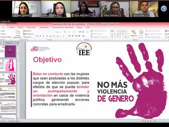 """Coadyuva IEE Colima a frenar la violencia política contra las mujeres; emite formatos """"3 de 3"""""""