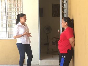 Vianey Chapula buscará protección a mujeres víctimas de la violencia