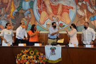 Leoncio Morán se va a campaña, autoriza Cabildo licencia para separarse del cargo de Alcalde