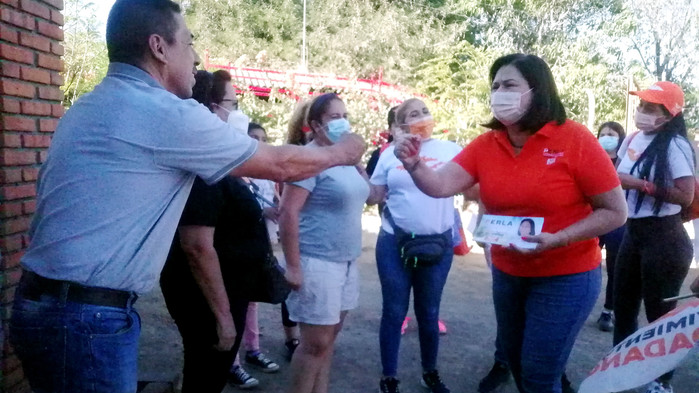 Vamos a ganar la presidencia municipal de Villa de Álvarez: Perla Vázquez