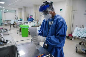 Colima supera los 2 mil muertos por Covid-19