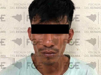Por narcomenudeo detienen a hombre Tecomán
