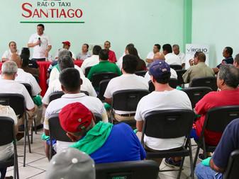 Impulsaré políticas para dar respuesta a los trabajadores del volante: Virgilio Mendoza
