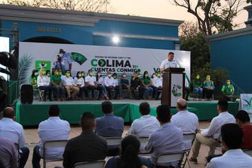 Presenta Virgilio Mendoza Plan Alternativo de Desarrollo para el Estado