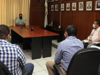 Personal de la CNDH revisa los protocolos de búsqueda de personas de la FGE
