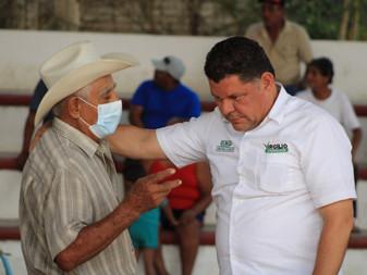 La democracia les permite, con el poder de su voto, que decidan quién les gobierna: Virgilio Mendoza