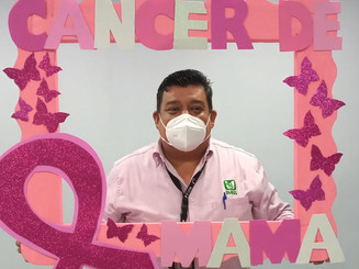 Informa IMSS Colima claves para detectar cáncer de mama en varones