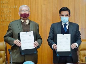 Firman SCT e IMSS convenio de colaboración