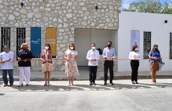 Fundación Alsea, y el movimiento Va por mi Cuenta inauguran Centro de Alimentación