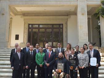 EPN entrega el Premio Nacional de Deportes y el Premio Nacional de Mérito Deportivo 2018