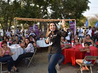 Con la fuerza de los ciudadanos ganaremos Colima: Margarita Moreno