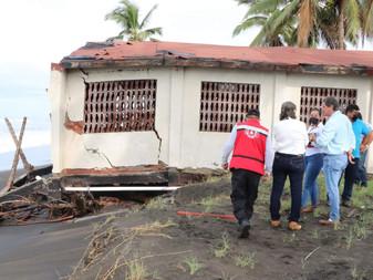 Trabaja Asociación de Ingenieros y Arquitectos en diagnóstico y valoración de daños en Tecuanillo