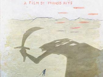 Embajadade Bélgica en México recomienda Sandlines: El cuento de la historia del artista Francis Alÿ