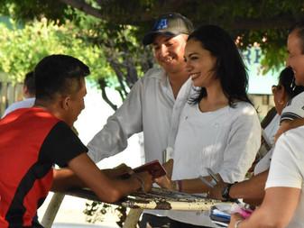 Internet gratuito en las comunidades rurales: Mely Romero