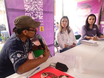 Mely presenta CCREA Arte, para reactivar economía de artesanos