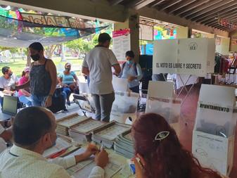 Inicia IEE Colima cómputos de las elecciones locales