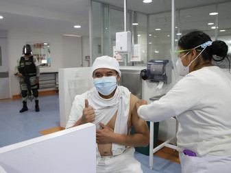 El próximo domingo llega a México embarque con casi 500 mil dosis vacunas de AstraZeneca