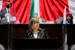 Claudia Yáñez pide licencia a Cámara de Diputados  para contender por la Gubernatura de Colima