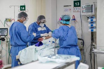 En Colima, mueren 7 de cada 100 personas contagiadas de Covid-19