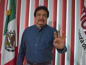 Crece ventaja de Indira tras cómputos municipales: Sergio Jiménez